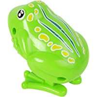 Crazy-Store Classic Children Toy Chain Jumping Frog Toys Baby Infant Toys