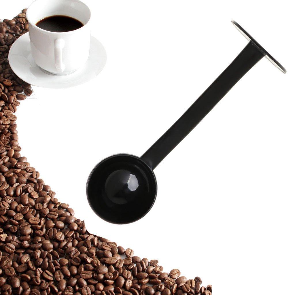 lunji Kaffee Löffel 10g Sie sind Tamping Scoop 50mm kaffee espresso Löffel Cold Brew Coffee Tamper