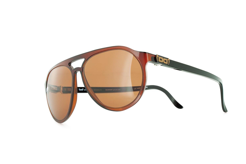 Herren Sonnenbrille Gloryfy GI3 Navigator terra M