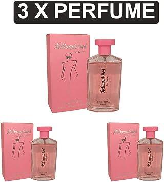 Paquete de 3 perfumes sexy para mujer, de Relinquished: Amazon.es: Belleza