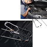 Clearance Sale!UMFun Cylinder Mechanics Stethoscope Car Engine Block Diagnostic Automotive Hearing Tools