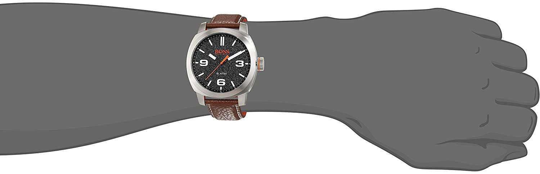 02ce19ad9c0a Hugo Boss Orange 1513408 - Reloj de pulsera para hombre  Boss Orange   Amazon.es  Relojes