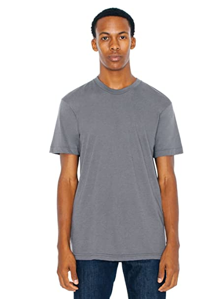 American Apparel Men Crewneck TShirt Amazoncom - 15 people wearing the perfect t shirt right at the perfect moment the last one made my day