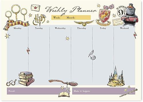 Erik Wochenplaner Terminplaner Harry Potter Dobby A4 ohne festes Datum