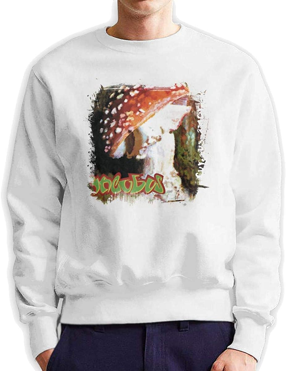 Hip Hop Sweatshirts Pullovers for Men Cotton Hoodies Sweater Graphic Long Sleeve CEW Neck Hooded Funny Shirts Tops