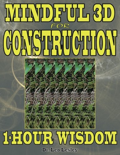 Mindful 3D for Construction: 1-Hour Wisdom (Volume 1)