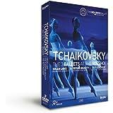 Tchaïkovski / les trois ballets au Bolchoï