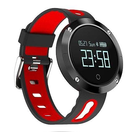QAR Multifuncional Reloj Elegante De Los Deportes Bluetooth Que Funciona con A Prueba De Agua Pulsera