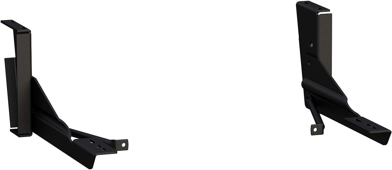 250 LUVERNE 415254-571528 Grip Step 54-Inch Black Aluminum Cargo Van Rear Step Select Ford Transit-150 350