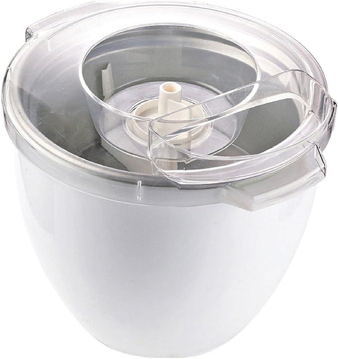 Gelatiera per tutti i modelli Major Kenwood Chef Accessorio colore Bianco AT 957