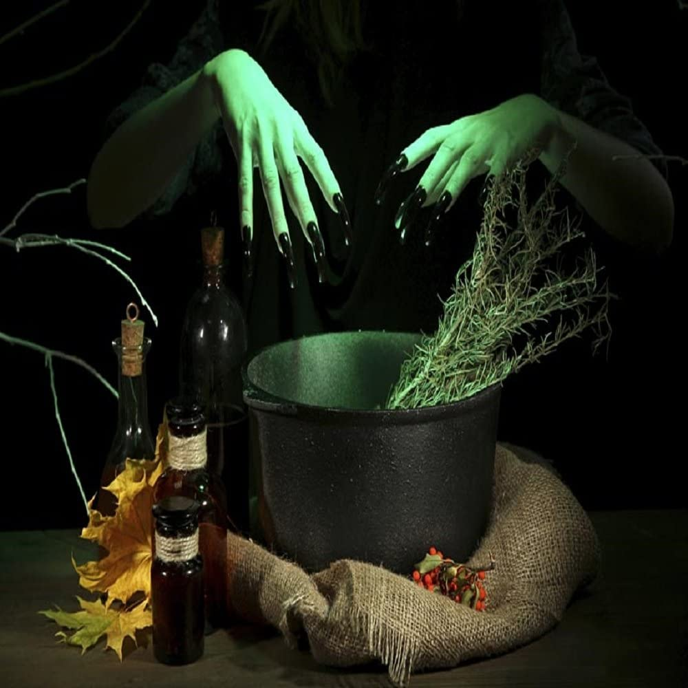 WITCHES BREW FRAGRANCE OIL - 2 OZ - FOR CANDLE & SOAP MAKING BY VIRGINIA CANDLE SUPPLY WITH WITHIN USA