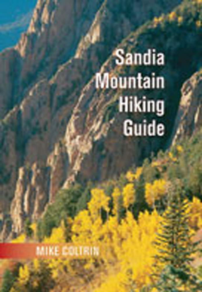 Sandia Mountain Hiking Guide Coltrin product image