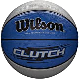 Bola Basquete Clutch Wilson - Azul Cinza 7a7ff66bae237