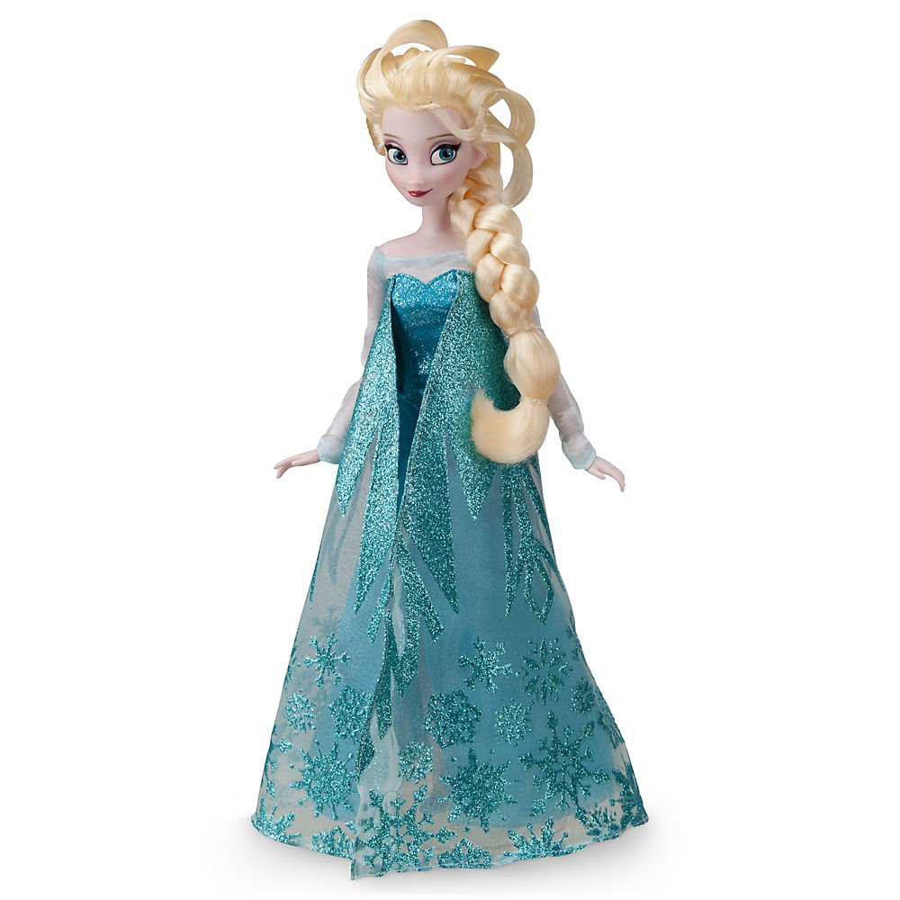 Elsa Frozen Eiskönigin Puppe original Disney Amazon Spielzeug