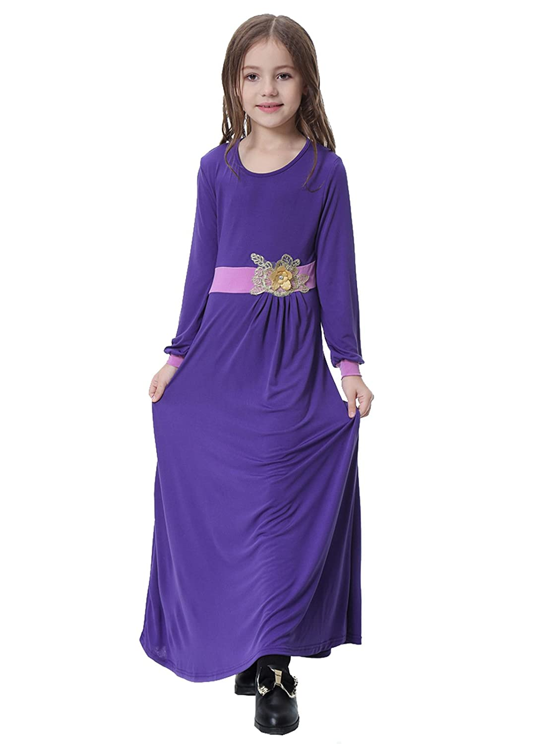 Muslim Girls Dresses