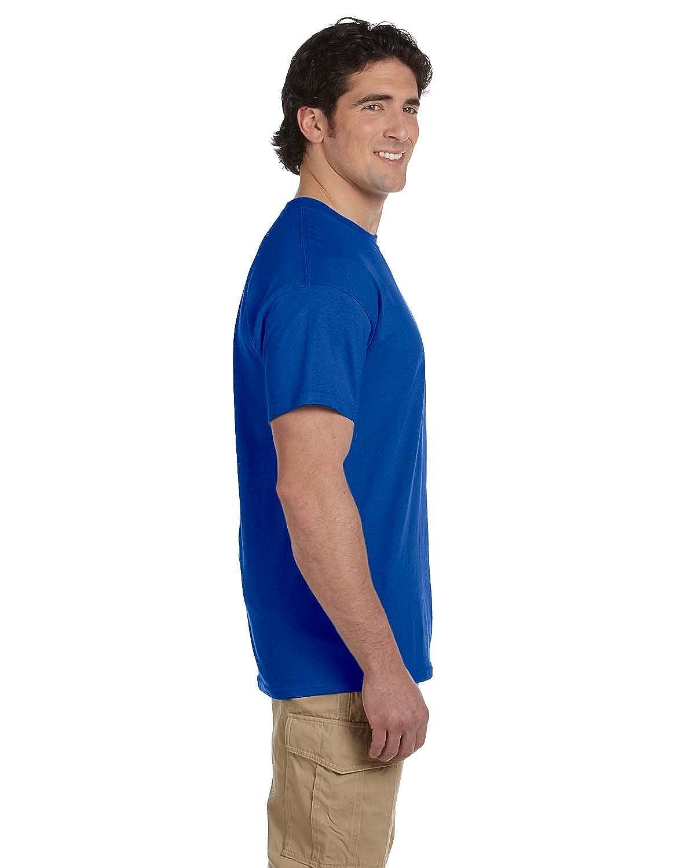 f7a3636a Gildan 2000 - Classic Fit Adult T-shirt Ultra Cotton - First Quality - Antique  Royal - 4X-Large | Amazon.com