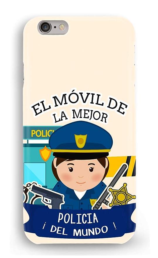 Funda Carcasa policia para Huawei Honor 9 plástico rígido