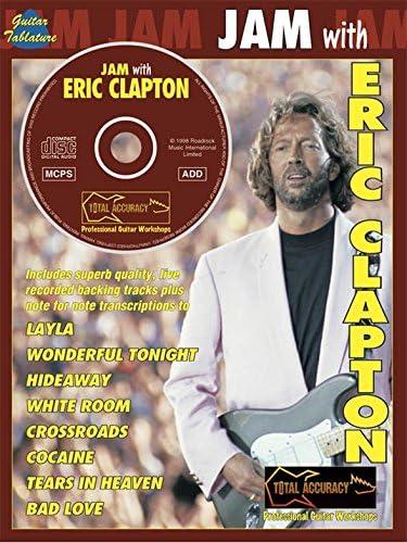 Jam With Eric Clapton. Partituras, CD para Acorde de Guitarra(Símbolos de los Acordes): Amazon.es: Instrumentos musicales