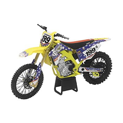 New Ray Toys 1:12 Travis Pastrana Nitro Circus Replica: Automotive