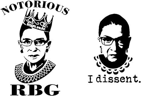 RBG I dissent