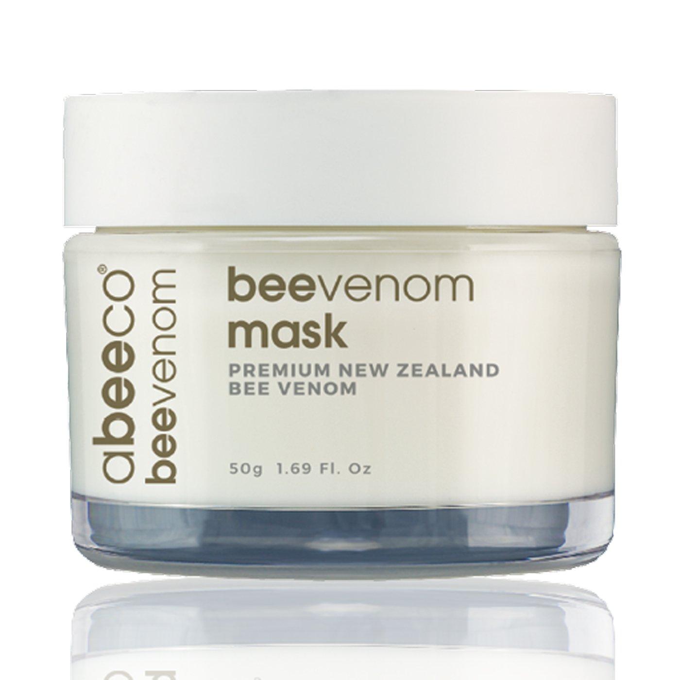 Abeeco Pure New Zealand Bee Venom Mask, 1 69 fl oz (50g)