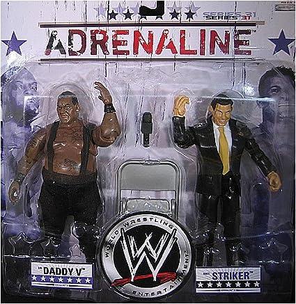 Amazon Com Wwe Wrestling Adrenaline Series 31 Action Figure
