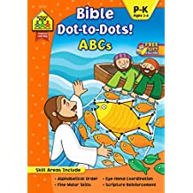 Bible Dot-to-Dots! ABCs