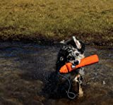 RUFFWEAR - Lunker Floating Toy for Dogs, Campfire