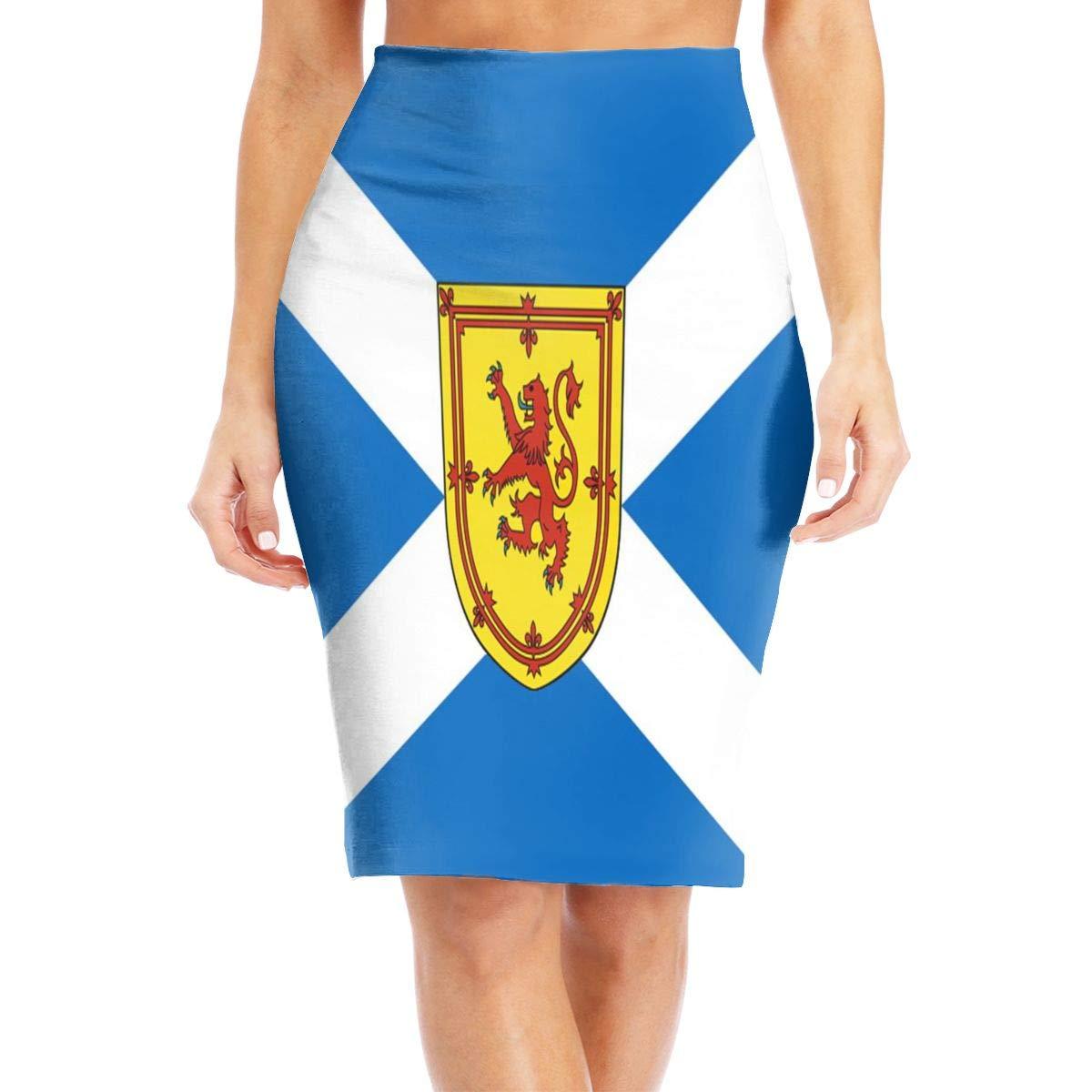 Amazon.com: Falda de trabajo para mujer con diseño de ...