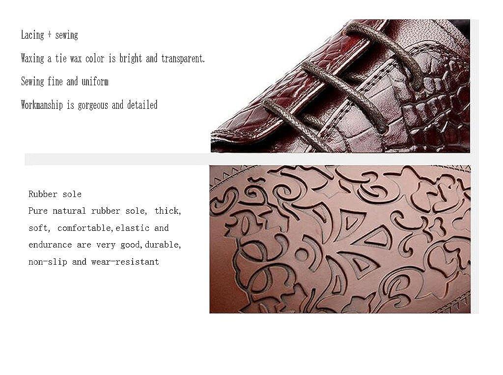 Formale Lederschuhe Der Männer Spitzte Mode Mode Mode Bequeme Schuhe Handgemachte Geschnitzte Schuhe, Die Abendessen Schwarze Schuhe Wedding Sind,schwarz,44 4f54d5