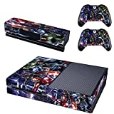 Avengers Age of Ultron xbox one skin for console and controllers