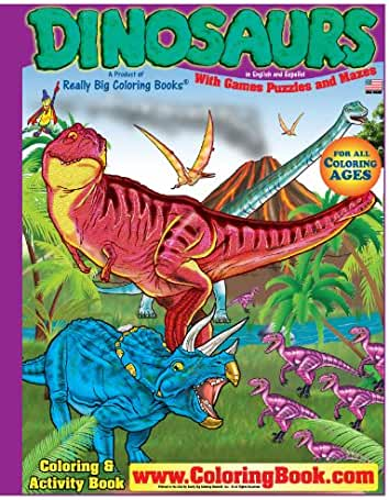 Amazon.com: Really Big Coloring Books: Books
