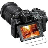 Z7 Z6 top + screen protector [2 + 2 pack], compatible with the ZLMC of Nikon Z7 Z7 II Z6 Z6 II FX digital SLR cameras. The ul