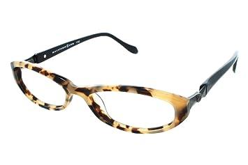 Max Studio 110Z Womens Eyeglass Frames   Cream Tortoise