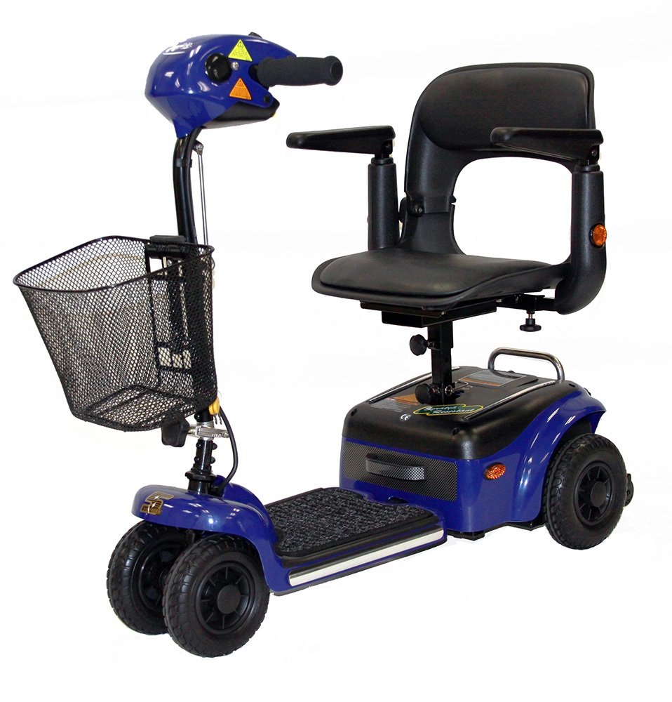 Shoprider Scootie 3 Wheel Compact Scooter