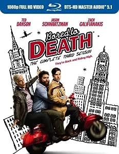 Bored to Death: Season 3 [Blu-ray]