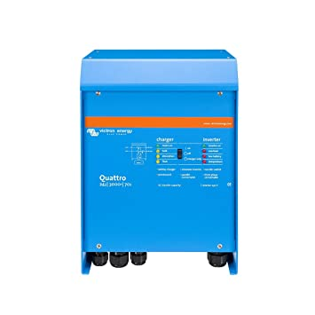 Inversor Cargador Quattro 2400W 24V 24/3000/70-50/50 ...