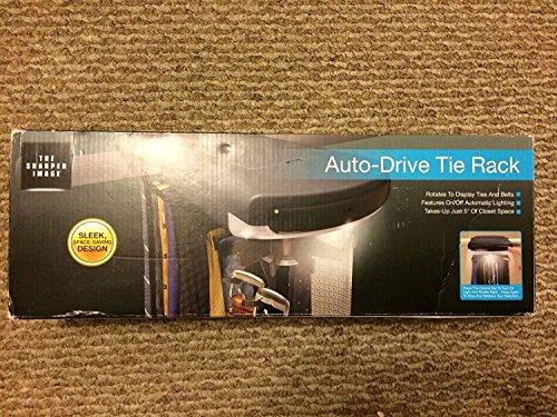 (Sharper Image DESIGN Auto - Drive Tie Rack)
