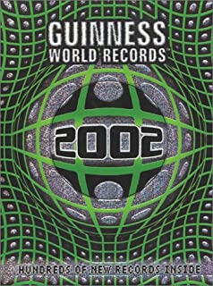 Guinness world records 2001 editor 9781892051011 amazon books guinness world records 2002 ccuart Gallery