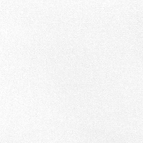 Ultimate Textile (10 Dozen) Cotton-feel Spun Polyester 20 x 20-Inch Cloth Dinner Napkins - for Wedding and Banquet, Hotel or Home Fine Dining use, White by Ultimate Textile (Image #3)