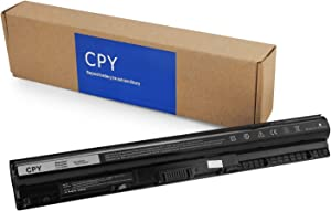 CPY Laptop Battery M5Y1K (14.8V 40wh 2600mah) for Dell Inspiron 3451 3551 3567 5551 5555 5558 5559 5758 5759 Vostro 3458 3459 3468 3558 Inspiron 14 15 3000 Series