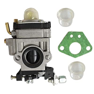 43cc 47cc 49cc 50cc 2-Stroke Carburetor for Mini Carb 15mm ATVs Pocket Bikes Quad: Automotive