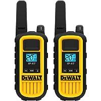 $116 » DEWALT DXFRS800 2 Watt Heavy Duty Walkie Talkies - Waterproof, Shock Resistant, Long…