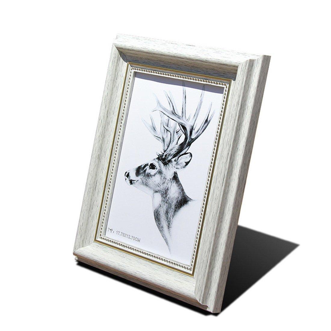 Gwell cornice decorativa creativo in acrilico vetro decorazione di tavolo da parete Vintage Retro Elegante Verde/Bianco/Marrone/Marrone