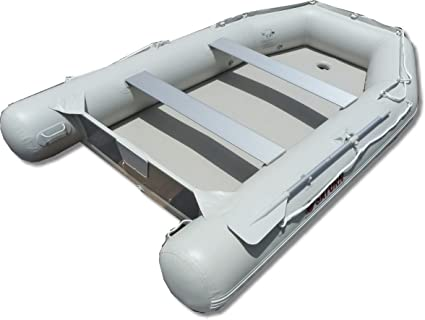 Amazon.com: Saturn 11 ft Verde Extra-Wide Inflatable Boat ...