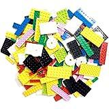 LEGO Young Builders Educational Creative Building Bricks, 100 Pieces