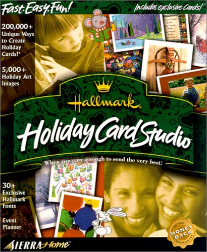 Hallmark Holiday Card Studio by Nova Development US