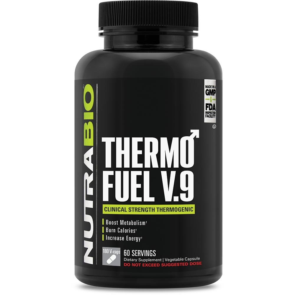 NutraBio – ThermoFuel V9 for Women - Slimming And You