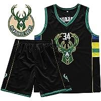 ZSM NBA Camisa De Baloncesto para Niños Traje