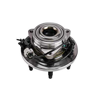 ACDelco 515096A Advantage Hub and Bearing Assembly: Automotive